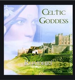 Ruaidhri Celtic Goddess CD by Ruaidhri
