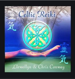 Chris Conway Celtic Reiki CD by Chris Conway & Llewellyn