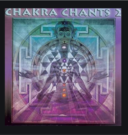 Jonathan Goldman Chakra Chants CD by Jonathan Goldman