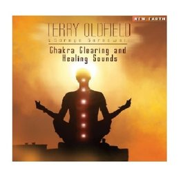 Terry Oldfield Chakra Clearing and Healing Sounds CD by Terry Oldfield