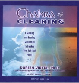 Doreen Virtue Chakra Clearing CD by Doreen Virtue