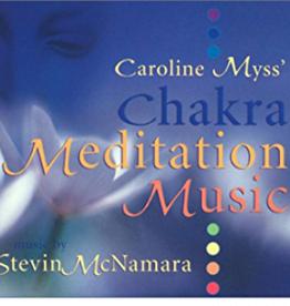 Caroline Myss Chakra Meditation CD by Caroline Myss