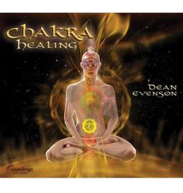 Dean Evenson Charkra Healing CD by Dean Evenson