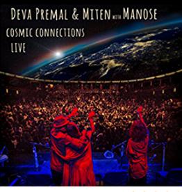 Deva Premal Cosmic Connections CD by Deva Premal & Miten