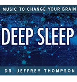 Dr. Jeffrey Thompson Deep Sleep CD by Dr. Jeffrey Thompson