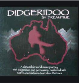 Dreamtime Didgeridoo CD by Dreamtime