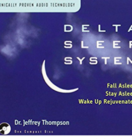Dr. Jeffrey Thompson Delta Sleep System CD by Dr. Jeffrey Thompson