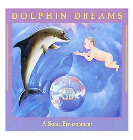 Jonathan Goldman Dolphin Dreams CD by Jonathan Goldman