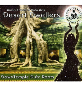 Desert Dwellers Down Temple Dub Roots CD by Desert Dwellers
