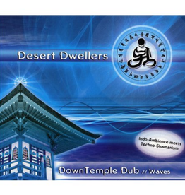 Desert Dwellers Down Temple Dub Waves CD by Desert Dwellers