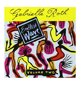 Gabrielle Roth Endless Wave CD by Gabrille Roth