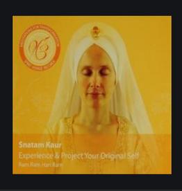 Snatam Kaur Experience & Project Your Original Self CD by Snatam Kaur
