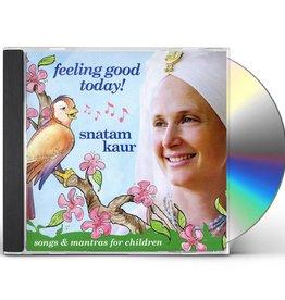 Snatam Kaur Feeling Good Today CD by Snatam Kaur