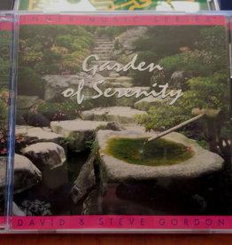 David Gordon Garden of Serenity CD by David & Steve Gordon