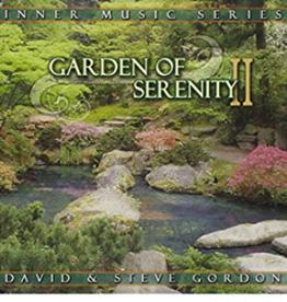 David Gordon Garden of Serenity II CD by David & Steve Gordon
