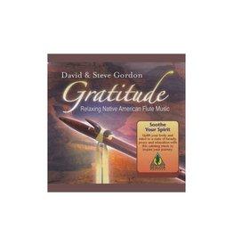 David Gordon Gratitude CD by David & Steve Gordon