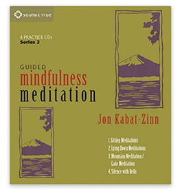 Jon Kabat-Zinn Guided Mindfulness Meditation Series 2 CD by Jon Kabat-Zinn