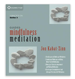 Jon Kabat-Zinn Guided Mindfulness Meditation Series 3 CD by Jon Kabat-Zinn