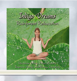 Lori Lite Indigo Dreams Rainforest Relaxation CD by Lori Lite