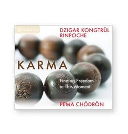 Pema Chodron Karma CD by Pema Chodron