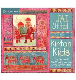 Jai Uttal Kirtan Kids CD by Jai Uttal