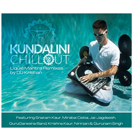 Krishan Kundalini Chillout CD by Krishan