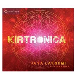 Jaya Lakshmi Kirtronica CD by Jaya Lakshmi
