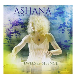 Ashana Jewels of Silence CD by Ashana