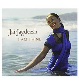 Jai Jagdeesh I AM Thine CD by Jai-Jagdeesh