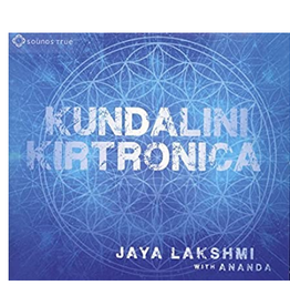 Jaya Lakshmi Kundalini Kirtronica CD by Jaya Lakshmi