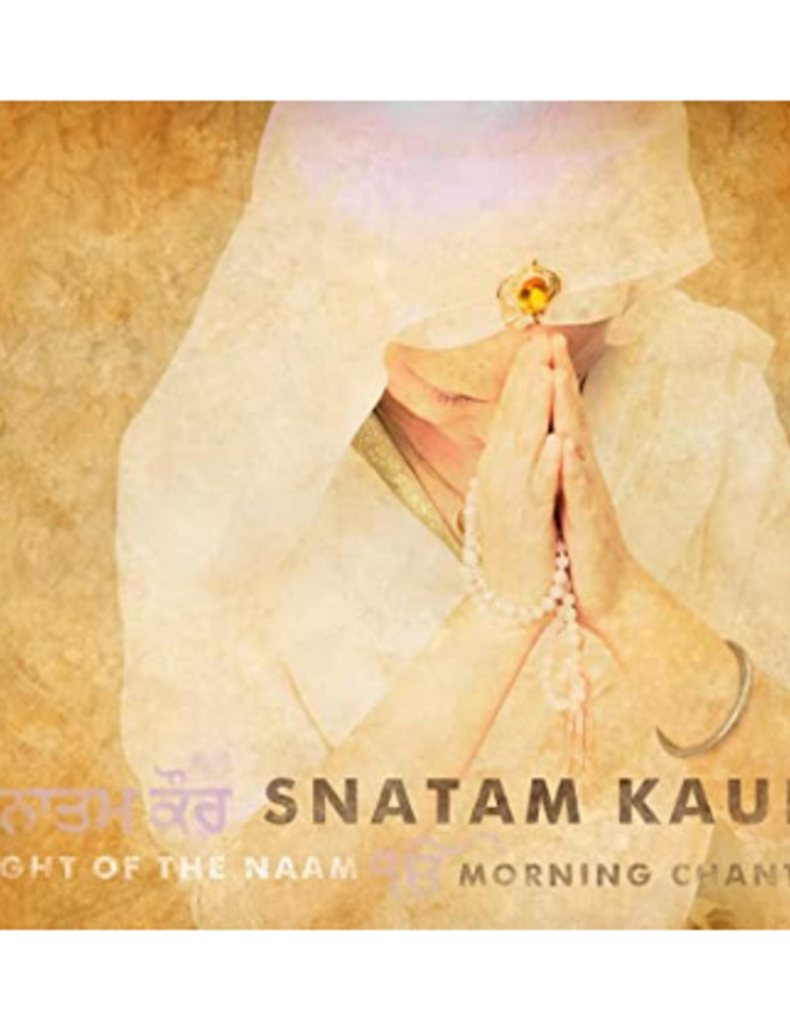 Snatam Kaur Light of the Naam Morning Chants CD by Snatam Kaur