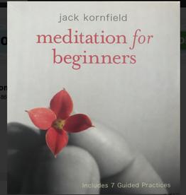 Jack Kornfield Meditation for Beginners CD's by Jack Kornfield
