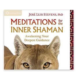 Jose Luis Stevens Meditations for the Inner Shaman CD by Jose Luis Stevens