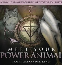 Scott Alexander King Meet Your Power Animal CD by Scott Alexandar King