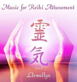 Llewellyn Music for Reiki Attunement CD by Llewellyn