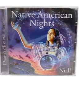 Niall Native American Nights CD by Niall