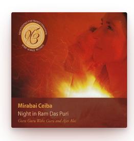 Mirabai Ceiba Night in Ram Das Puri CD by Mirabai Ceiba