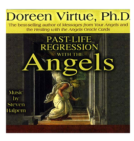 Doreen Virtue Past-Life Regression with the Angels CD by Doreen Virtue