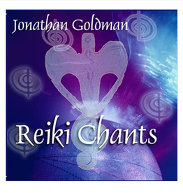 Jonathan Goldman Reiki Chants CD by Jonathan Goldman