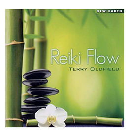 Terry Oldfield Reiki Flow CD by Terry Oldfield