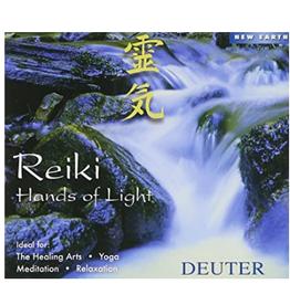 Deuter Reiki Hands of Light CD by Deuter