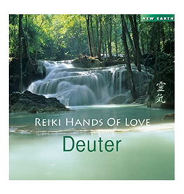 Deuter Reiki Hands of Love CD by Deuter