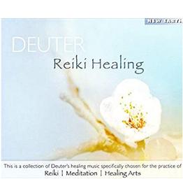 Deuter Reiki Healing CD by Deuter