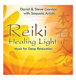 David Gordon Reiki Healing Light CD by David & Steve Gordon