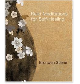 Bronwen Stiene Reiki Meditations for Self-Help CD by Bronwen Stiene