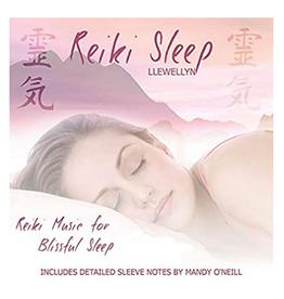 Llewellyn Reiki Sleep CD by Llewellyn