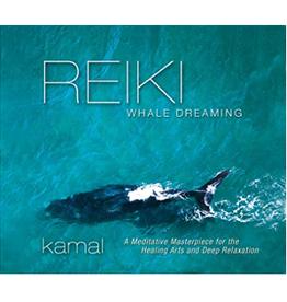 Kamal Reiki Whale Dreaming CD by Kamal