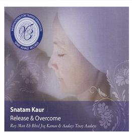 Snatam Kaur Release & Overcome CD by Snatam Kaur