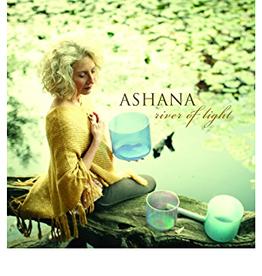 Ashana River of Light CD by Ashana