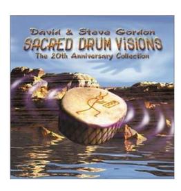 David Gordon Sacred Drum Visions CD by David & Steve Gordon